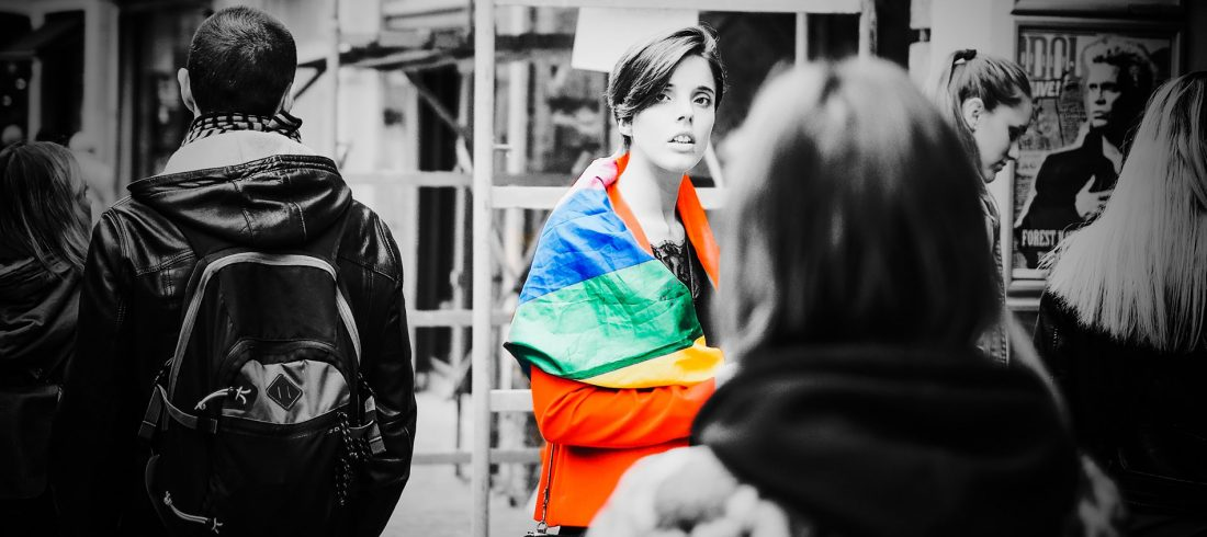 LGBTQ2S counselling and art therapy